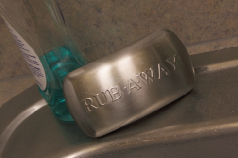 Metal Soap Bar