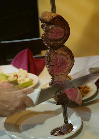 The Gaucho - Picanha Skewer