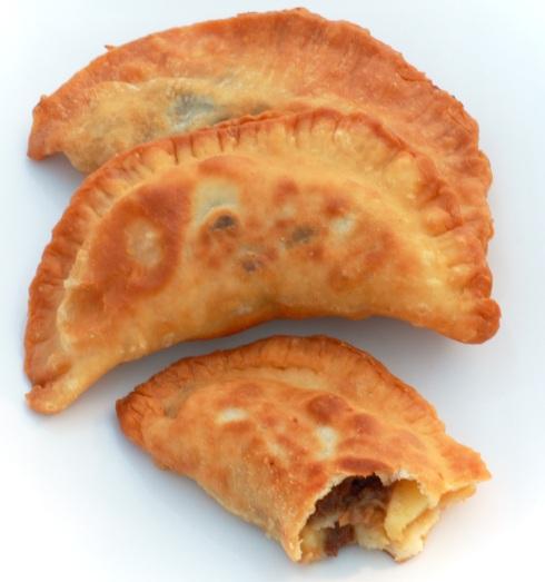 Pastelillos de Carne (Empanadas)